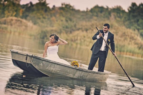 Fotoreportaż ślubny zrealizowany w Kluczborku